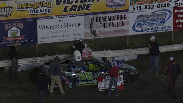 USRA Tuner A-Main USRA Nationals Hamilton County Speedway 10/3/20