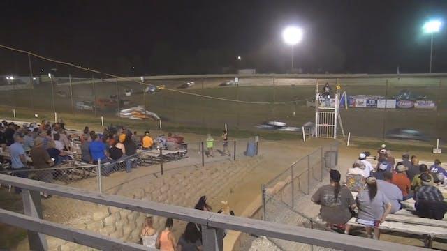 USRA B-Mod A-Main I-49 Speedway 8-13-16