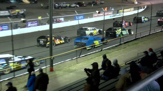 UMP Modified A-Main Volusia 2/16/17