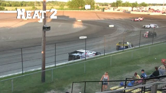 USMTS Heat Races Heart O Texas Speedw...