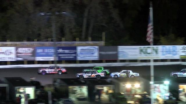 USRA Nationals Hobby Stock A-Main Hamilton County Speedway 10/19/19