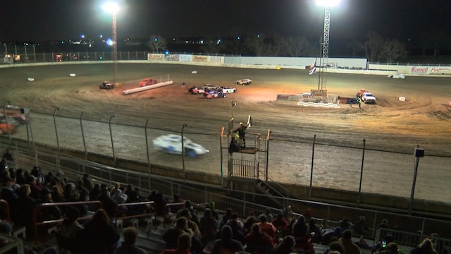 Limited Mod A-Main Kennedale Speedway Park 3/2/18