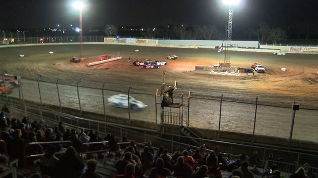 Limited Mod A-Main Kennedale Speedway...