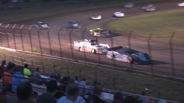 MARS A-Main Park Jefferson Speedway 06/25/15