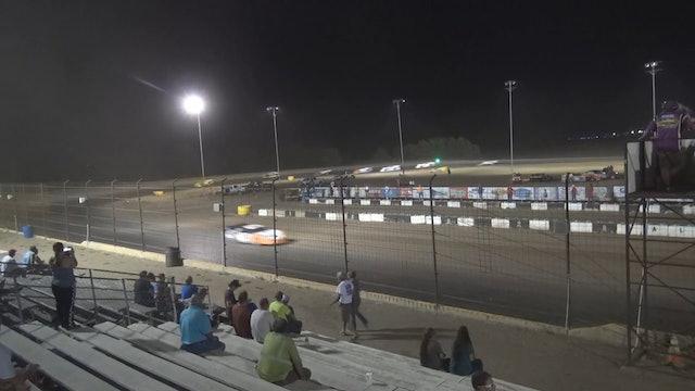 NeSmith Late Models A-Main Salina Speedway 6/16/17