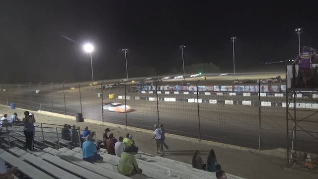 NeSmith Late Models A-Main Salina Spe...
