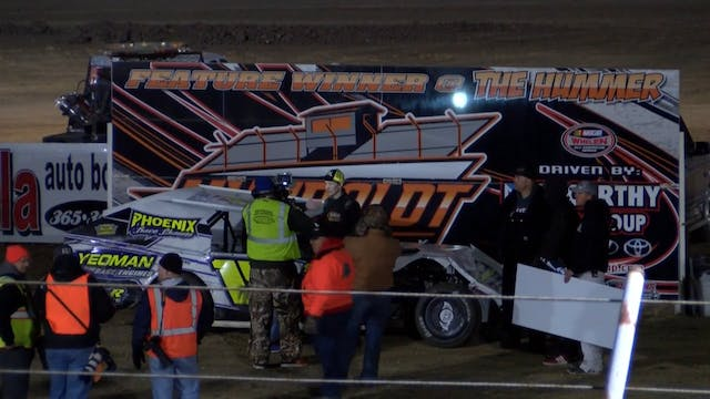 King of America B-Mod A-Main 3/17/18