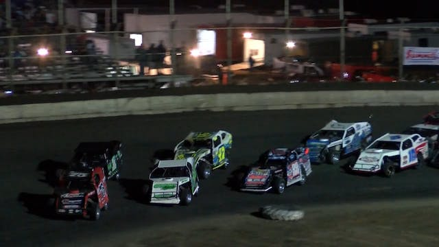 USMTS A-Main Kennedale 11/3/18