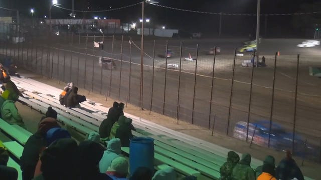 USRA Modifieds A-Main I-35 Speedway