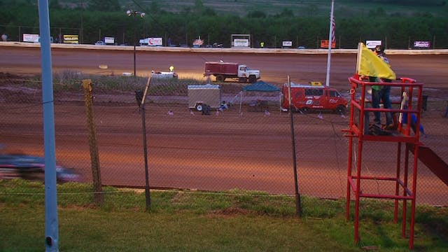 UMP Modified Heats Midway Speedway 5/...