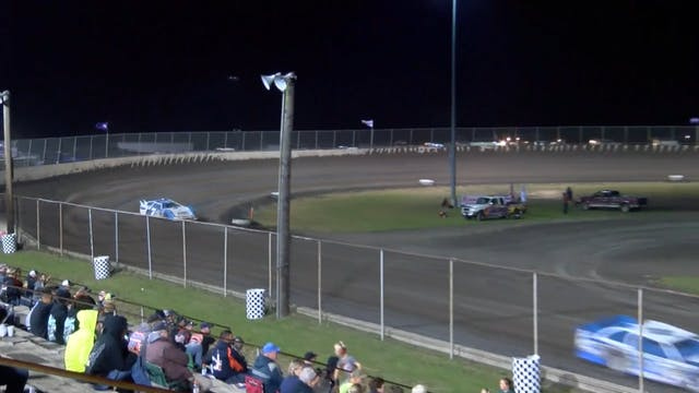 Mod Mania Late Model Heats Tri City S...