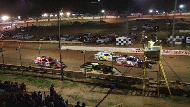 Renegades of Dirt A-Main County Line Raceway 04/11/15