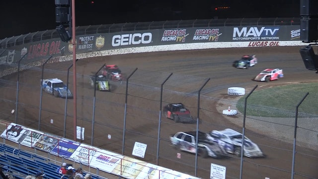 USRA Modified A-Main Lucas Oil Speedway 6/23/18
