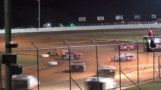Limited Modified A Main Red Dirt Race...