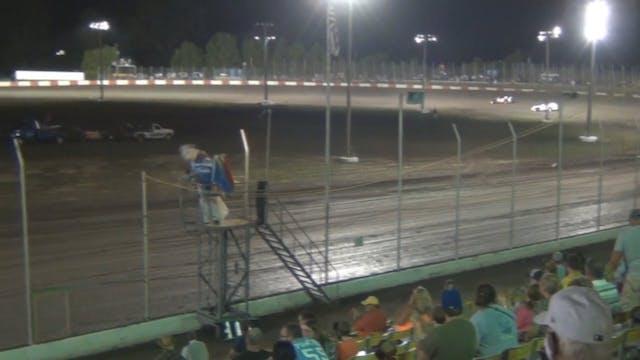 USRA Mod A-Main Lakeside Speedway 7/1/16