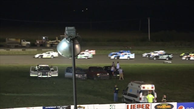 USMTS A-Main Park Jefferson 8/25/18