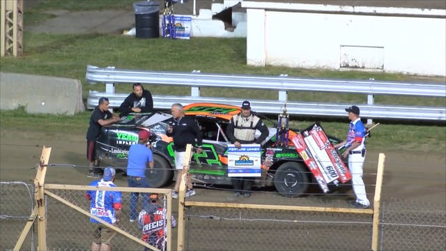 USRA Stock Car A-Main at Kansas State...