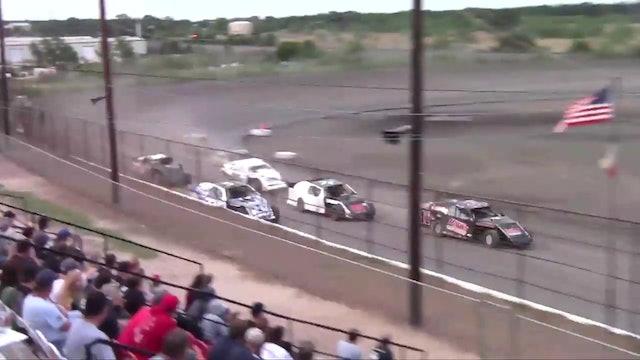 USMTS Heats 1 2 3 Heart O' Texas Speedway 05/10/12