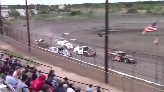 USMTS Heats 1 2 3 Heart O' Texas Spee...