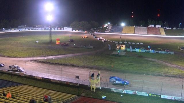 Wissota 100 Modified Qualifier 1 & 2 I-94 Speedway 9/13/19