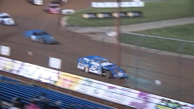 USRA Modifieds  A-Main Lucas Oil Spee...