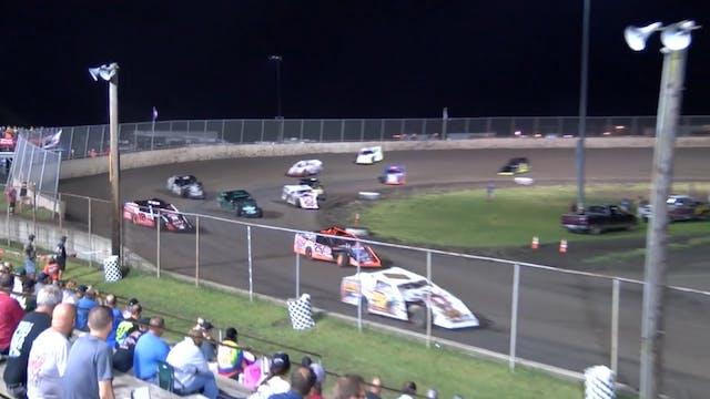 AMS Heats Tri City Speedway 8/30/18