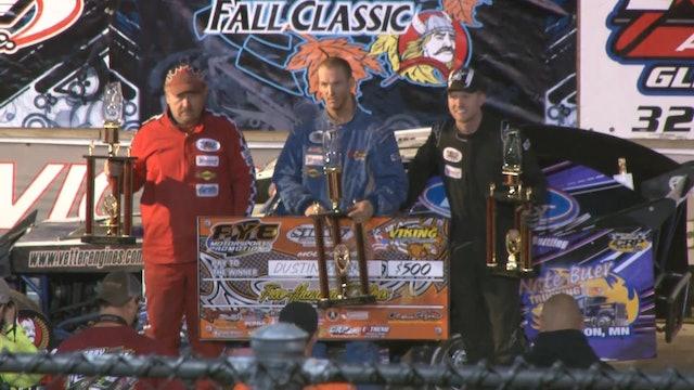Mod 4 A-Main Viking Speedway 10/10/15