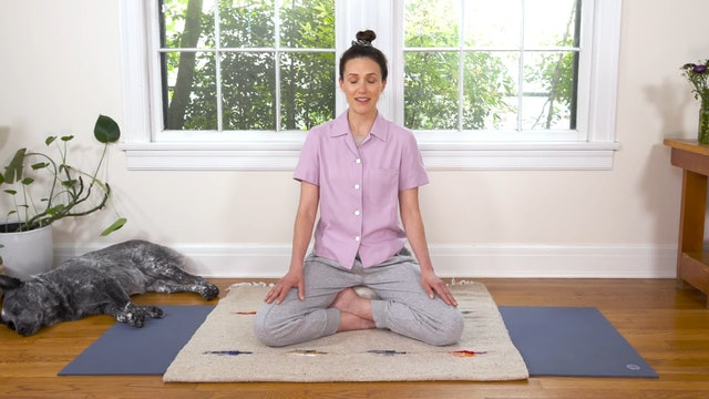 Meditation For Mental Balance and Grounding