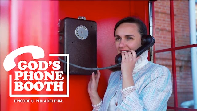 God's Phone Booth: Philly