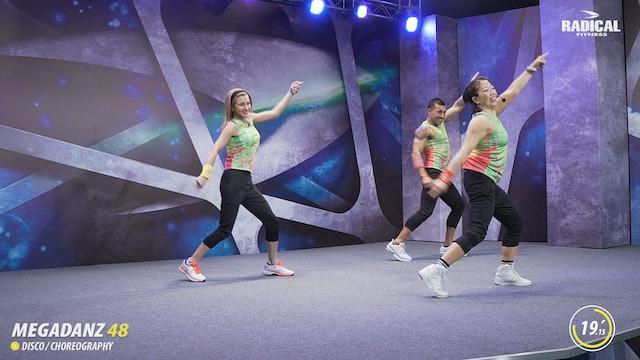 15' MEGADANZ ®  Choreography #48