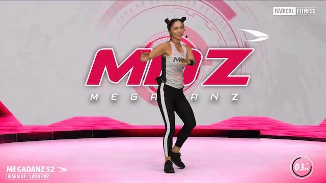 30' MEGADANZ ®  Freestyle #52