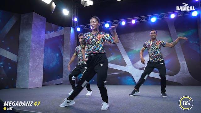 15' MEGADANZ ® Choreography #47