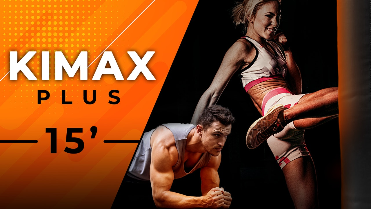 15´ KIMAX ® Plus - Bag workout
