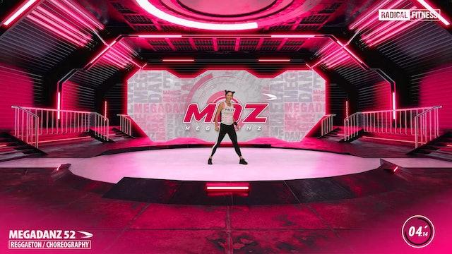 15' MEGADANZ ®  Choreography #52