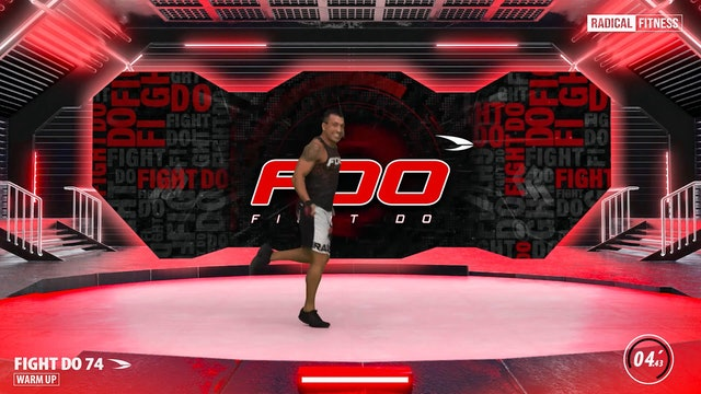 15' FIGHT-DO ®  #74