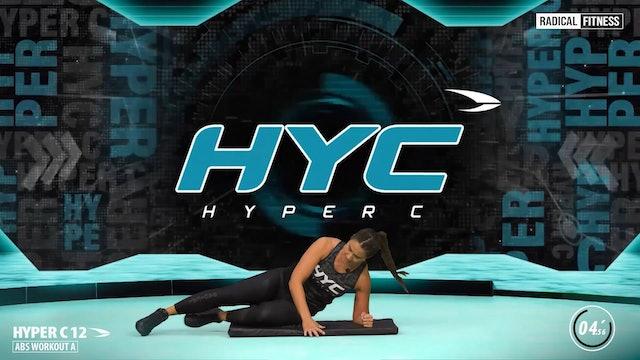 10' HYPER C ® Abs #12