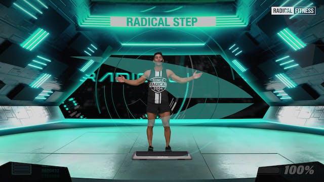 30' RADICAL STEP ®#5