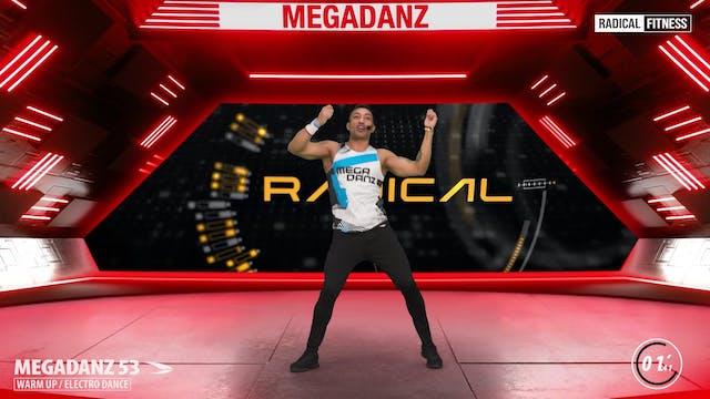 30' MEGADANZ ®  Freestyle #53