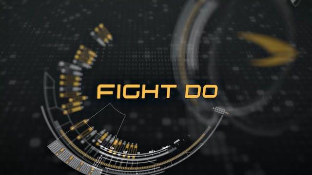 60' FIGHT-DO®  #76