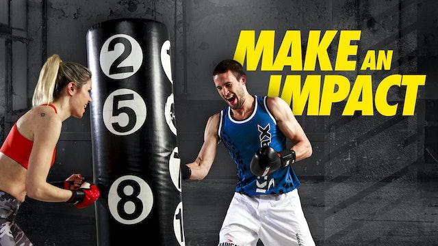 60' KIMAX® Bag workout