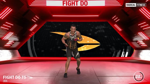 30' FIGHT-DO ®  #75