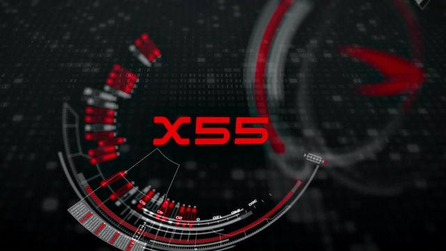 45' X55 ® #66