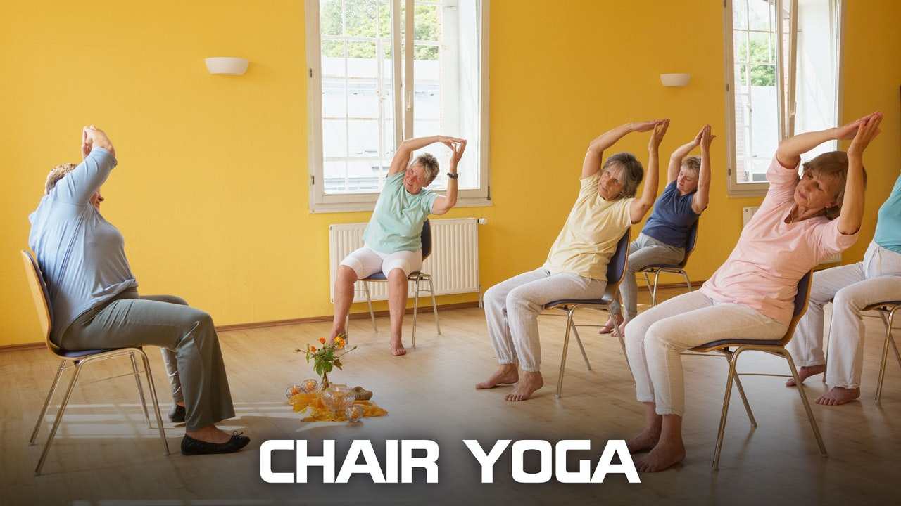 15' Yoga - Sitting with chair