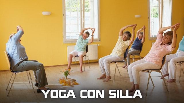 15´ Yoga - Silla sentado
