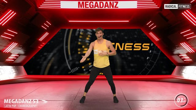 15' MEGADANZ ® Choreography #53