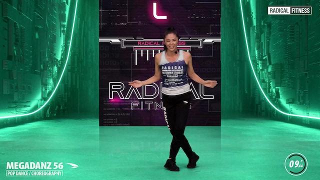 15' MEGADANZ ® Choreography #56