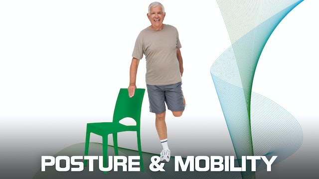 5' Chair Yoga / Mobility and Posture