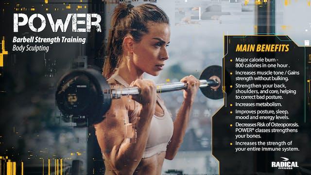 POWER ® 54 - TRAILER