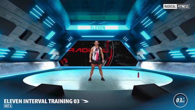 Interval Training #3 - 15'