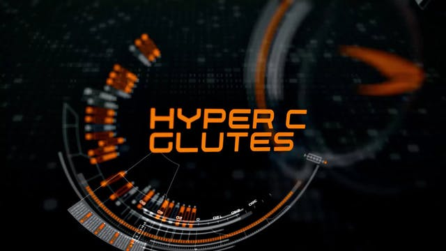 5' HYPER C ® Glutes #14 A